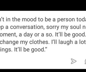 clothes, depressed, and feelings image