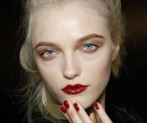 Vlada Roslyakova, fashion, and make up image