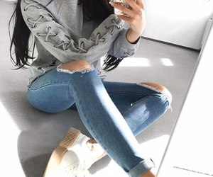 accessories, casual, and creepers image