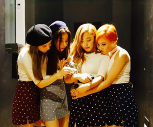 kpop, solar, and wheein image