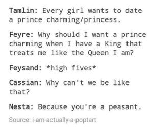 cassian, a court of mist and fury, and acomaf image