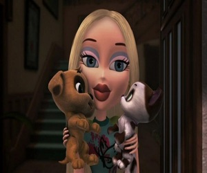 3d, cartoon, and puppies image