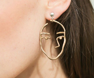 accessories, fashion, and earings image