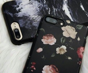 iphone and black image