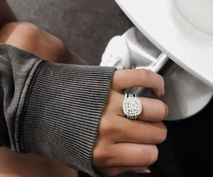 ring, jess conte, and chic image