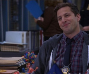 andy samberg and brooklyn nine nine image