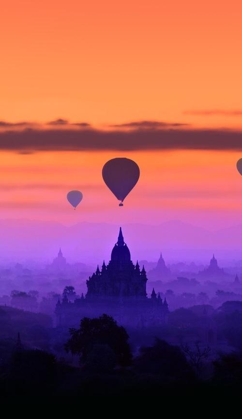 love and ballon image