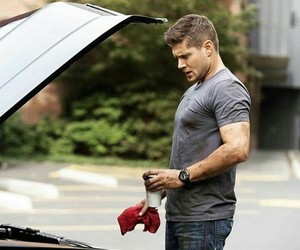 supernatural, Jensen Ackles, and winchester image