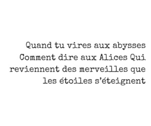 Citations, french, and alice image