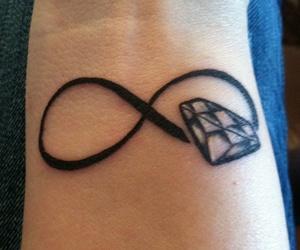 infinity tattoo image
