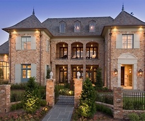 home, luxury, and house image