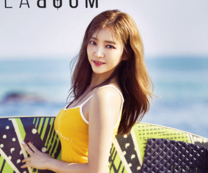 teaser, laboum, and yeom haein image