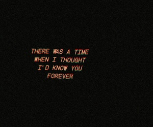 quotes, tumblr, and black image