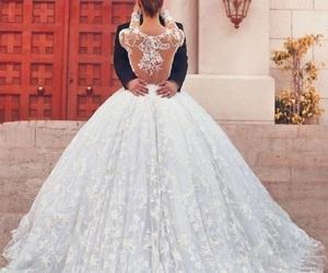 casamento, dress, and fashion image