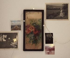frame and wall image