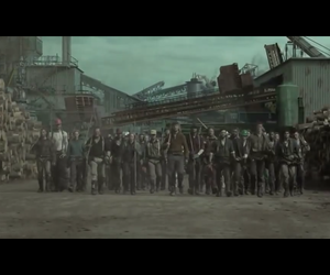 hunger games, district 7, and catching fire image