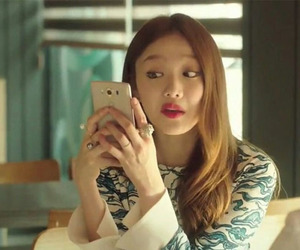 kdrama, cheese in the trap, and lee sung kyung image