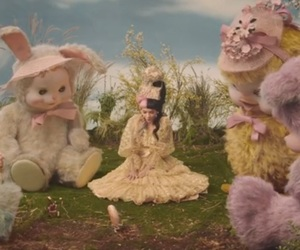 melanie martinez, mad hatter, and mad hatter music video image
