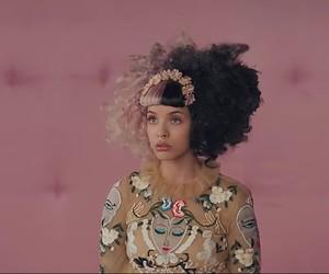 melanie martinez, mad hatter, and music image
