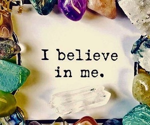 believe, self, and shells image