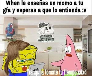funny, chiste, and memes en español image