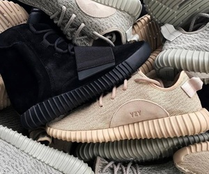 yeezy, shoes, and adidas image