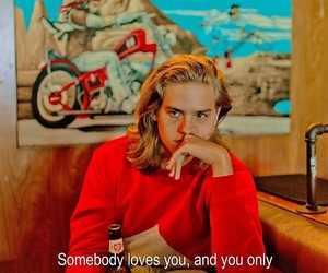 dylan sprouse, boy, and quotes image