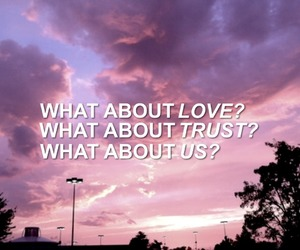 aesthetic, pink, and what about us image