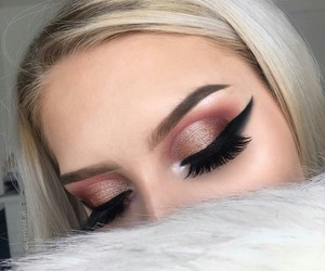eye makeup, pretty gorgeous, and inspo inspiration image