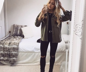 fashion, outfit, and ideas image