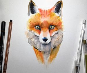 animal, art, and arte image