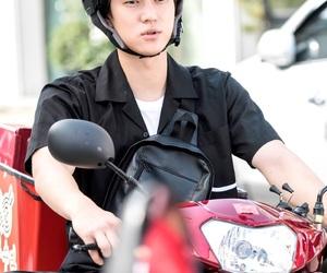 kdrama, ko gyung pyo, and strongest deliveryman image