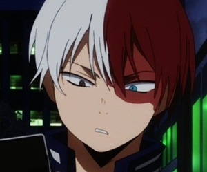 anime, shoto, and icon image
