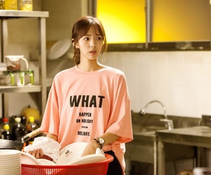 kdrama, chae soo bin, and strongest deliveryman image