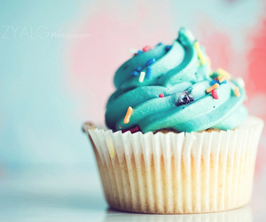 cupcake, delicious, and cute image