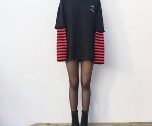 ulzzang, outfit, and kstyle image