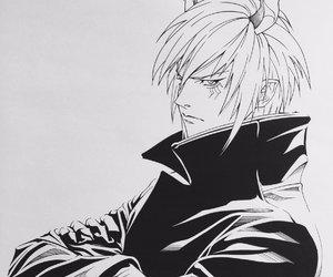 anime, azazel, and shingeki no bahamut image