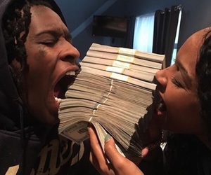 money, couple, and Relationship image