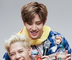 jackson, mark, and got7 image