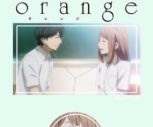 anime, kakeru, and naho lockscreen image