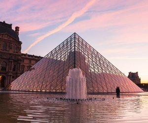 france, paris, and love image