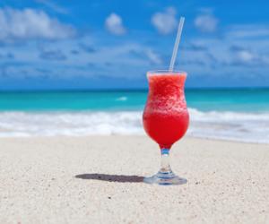 alcohol, beaches, and tropics image