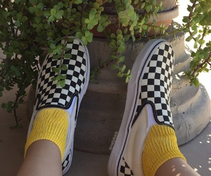 aesthetic, alternative, and checkered image