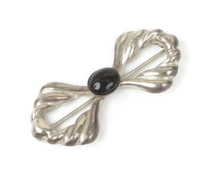 silver and black, gift for her, and etsy image