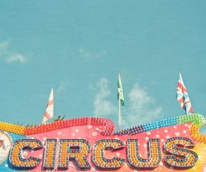 circus and pretty image
