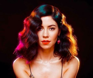 marina and the diamonds, froot, and marina diamandis image