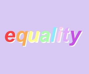 equality, aesthetic, and gay image