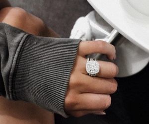 ring, engagement, and jess conte image