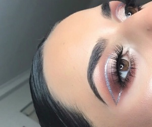 eyes, makeup, and anastasia beverly hills image
