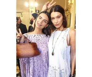 fashion, models, and sisters hadid image